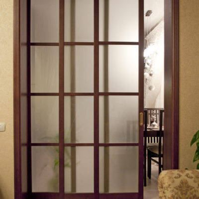 sliding doors 16